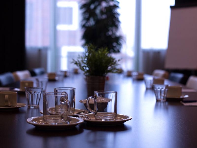 Vergaderen in boardrooms bij Het Turfschip Etten-Leur