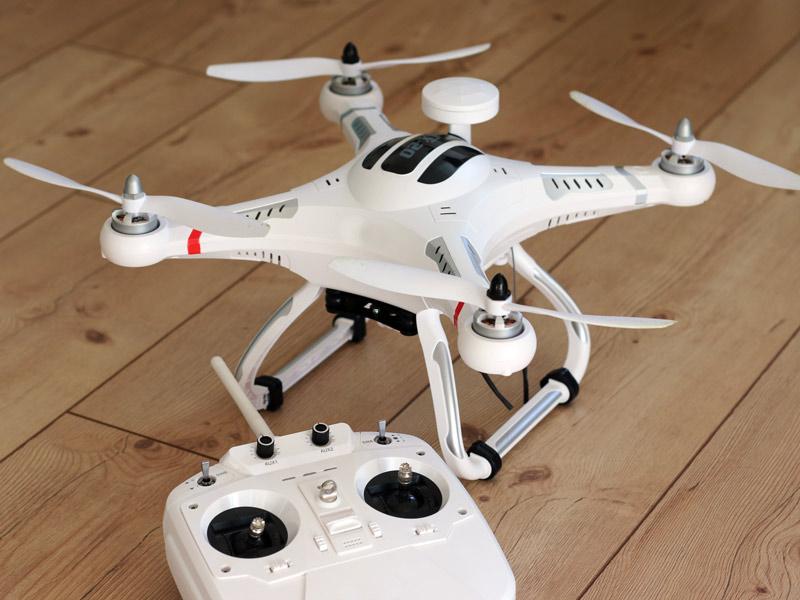 Drone vliegen